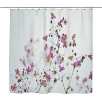 Spring Spray Shower Curtain