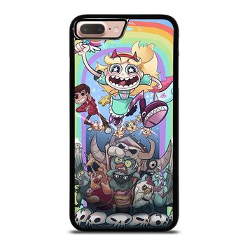 DISNEY STAR VS THE FORCE OF EVIL iPhone 8 Plus Case Cover