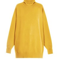 Split-side roll-neck cashmere sweater | Raey | MATCHESFASHION.COM US