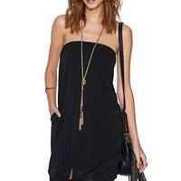 Nasty Gal In the Bag Dress