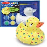 DECORATE YOUR OWN RUBBER DUCK