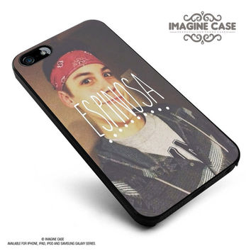 Matthew Espinosa case cover for iphone, ipod, ipad and galaxy series