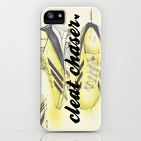 Cleat Chaser iPhone Case by Abigail Ann | Society6