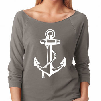 Anchor Raglan Shirt