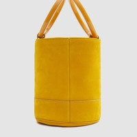 Simon Miller / Bonsai 20 cm Bag in Maize with Acetate Ring