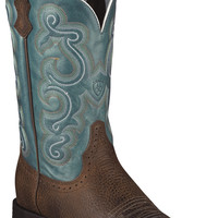 10004720 Ariat Women's Quickdraw BR Western Boots from Bootbay, Internet's Best Selection of Work, Outdoor, Western Boots and Shoes.