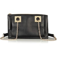 See by Chloé - Hailey textured-leather shoulder bag