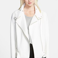 Women's Trouve Oversize Moto Jacket