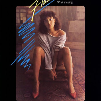 Flashdance 11x17 Movie Poster (1983)