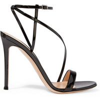 Gianvito Rossi - Patent-leather sandals