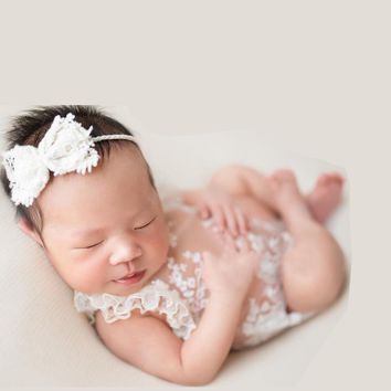 Baby Romper Overall Pixie Lace Newborn Photography Props Princess Girl Roupa De Bebe,Baby Photography Props Baby Clothes