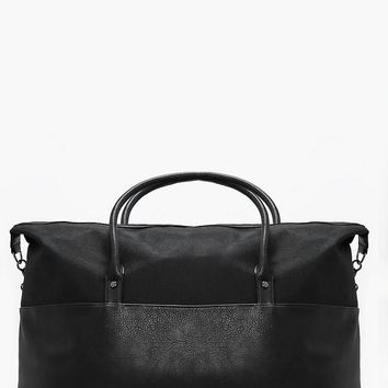 Large Holdall Bag | Boohoo