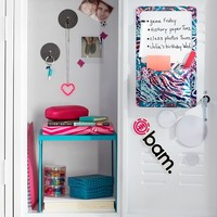 Gear-Up Cool Cheebrah Locker Dry-Erase Pocket