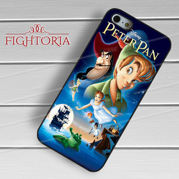 Disney peter pan cover -5arw for iPhone 6S case, iPhone 5s case, iPhone 6 case, iPhone 4S, Samsung S6 Edge