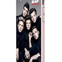 One Direction Cool Photo Shoot Iphone 6 Plus White