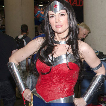 GORGEOUS Justice League Wonder Woman Costume...