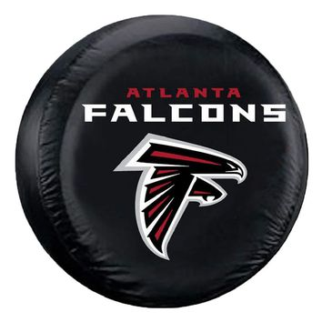 Atlanta Falcons All Weather Standard Size Tire Cover