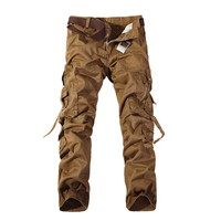 Men's Outdoor Cargo Pants