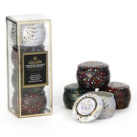Voluspa 'Maison Holiday' Travel Tin Candles (Set of 4) | Nordstrom