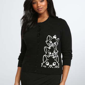 Disney Aristocats Cardigan