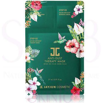 JAYJUN 3 steps Anti-Dust Therapy Mask