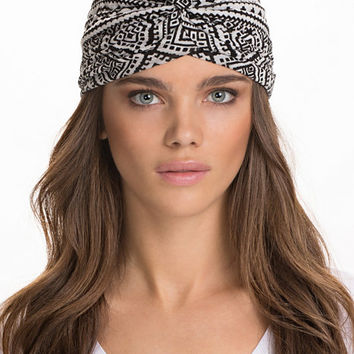 Printed Turban, NLY Accessories