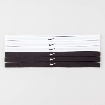 NIKE 6 Pack Swoosh Sport Headbands | Hair Accessories