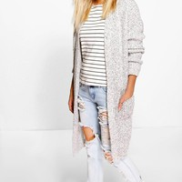 Alicia Oversized Boyfriend Cardigan