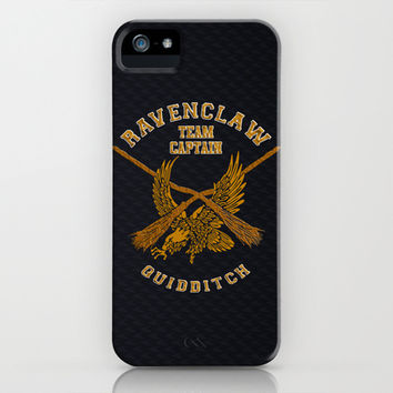 Harry potter Ravenclaw quidditch team apple iPhone 3, 4 4s, 5 5s 5c, iPod & samsung galaxy s4 case cover