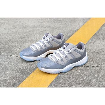 Air Jordan 11 Retro Low Cool Grey | Best Online Sale