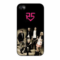 R5 Band Logo Cover iPhone 4 Case