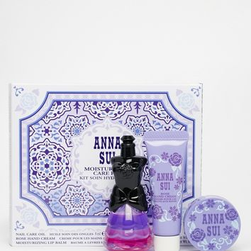 Anna Sui Moisturising Care Set