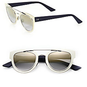 Dior - Chromic 47MM Cat's-Eye Sunglasses - Saks Fifth Avenue Mobile