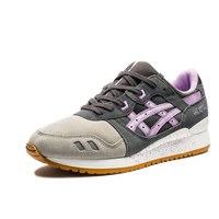 "ASICS GEL-LYTE III ""FULL BLOOM"" - DARK GREY/SHEER LILAC 