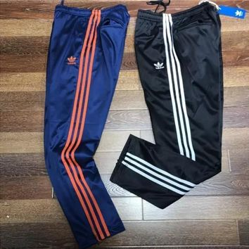 ADIDAS Grass special woven fabric! Couple pants!