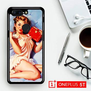 The Pin Up Girls Y1974  OnePLus 5T / One Plus 5T Case
