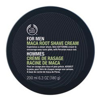 For Men Maca Root Shave Cream | The Body Shop ®