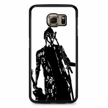 Tyler Joseph Ukulele Art Samsung Galaxy S6 Edge Plus Case