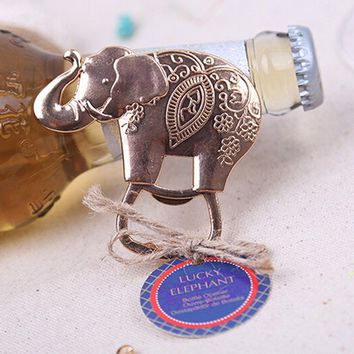 Elephant Portable Bottle Openers For Beer