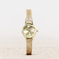 AEO Women's Glitter Watch (Gold)