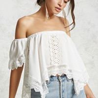 Handkerchief Crochet Top