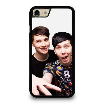 DAN AND PHIL Case for iPhone iPod Samsung Galaxy