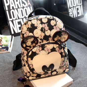 Stylish Back To School Hot Deal On Sale Casual Comfort College Winter Korean Hot Sale Bags Backpack [6583168903]