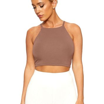 Work It Out Crop - New Arrivals