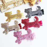 Bling Bling Cat Cute Hair Clip hair accessories
