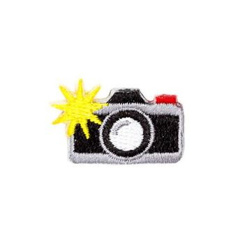 Camera Flash Mini Sticker Patch