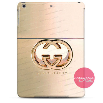 Gucci Guilty Fragrance iPad Case 2, 3, 4, Air, Mini Cover
