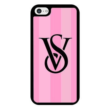 Victoria Secret Logo 2 iPhone 5/5S/SE Case