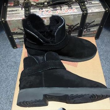 UGG Boosts For Women Color Black