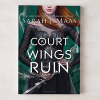 A Court Of Wings And Ruin By Sarah J. Maas | Urban Outfitters